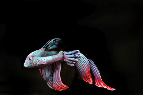 Gesine Marwedel - Fish