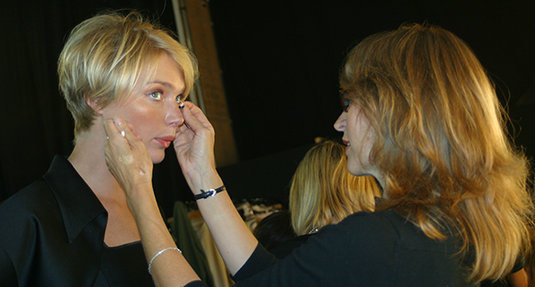 Louise Young Jodie Kidd
