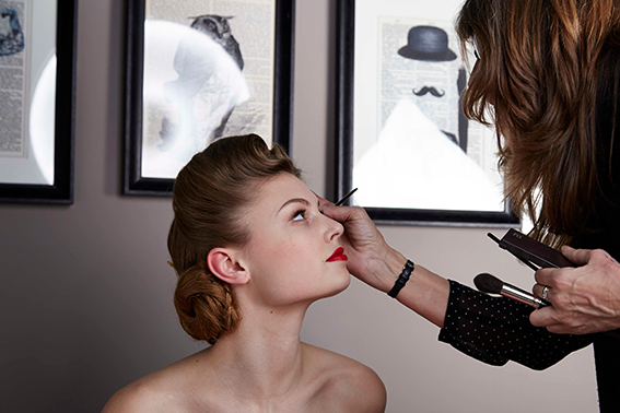 Louise Young BTS Book