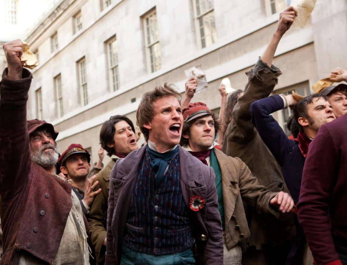 Still from Les Misérables (2012)
