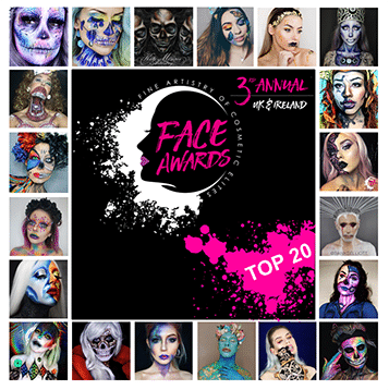 NYX Face Awards Top 20