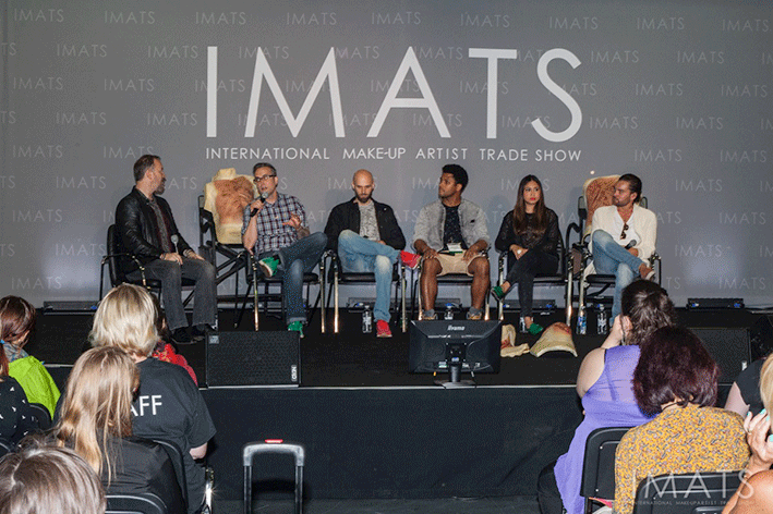 The Revenant panel discussion, IMATS 2016
