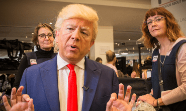Trump header