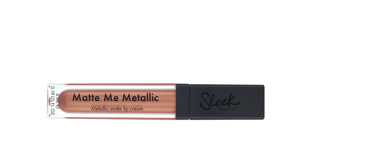 Sleek Matte Me Metallics