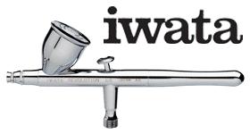 Iwata-RV-CR-Airbrush