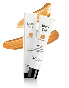 OP sheer tint foundation