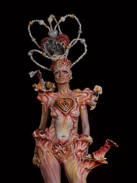 World Award Special Effects Bodypainting 1st Place - Ludwig Decarli