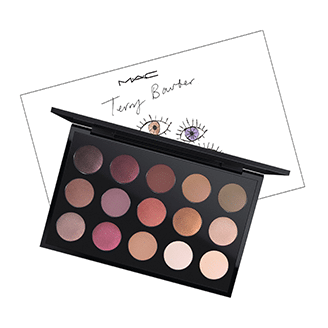 News: MAC Terry Barber Eye See Palette