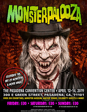 Monsterpalooza 19