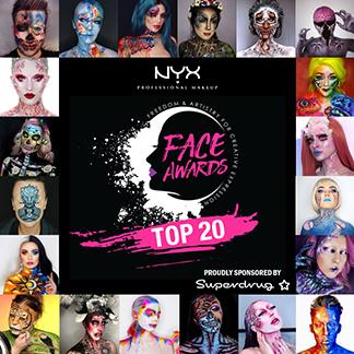 NYX FACE 2019