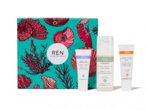 Ren skincare gift set