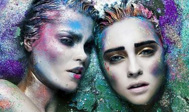 Lan Art and Makeup Challenge